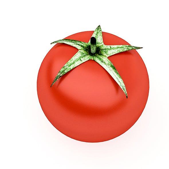 3D Tomato Model - 3DOcean Item for Sale