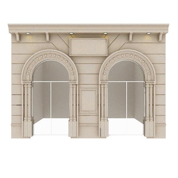 Classic Building 2 - 3DOcean Item for Sale