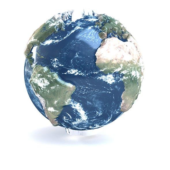 3D Earth Model - 3DOcean Item for Sale