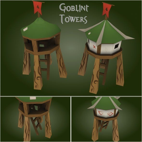 Goblin Towers RTS
