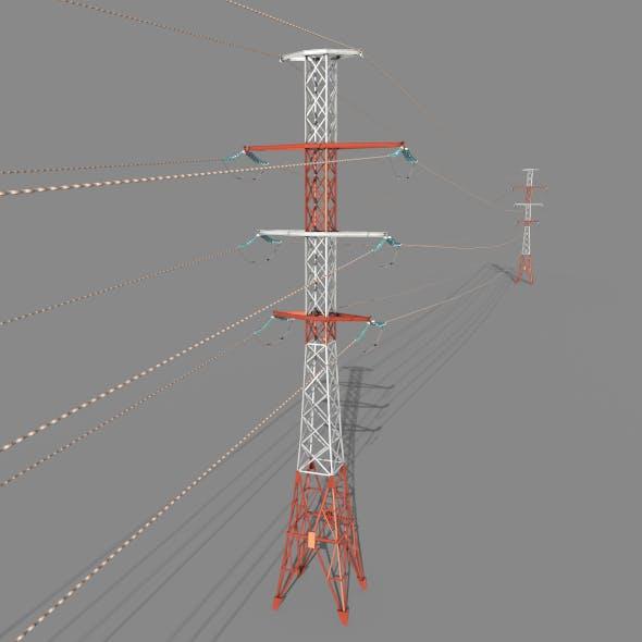 Electricity Pole 27