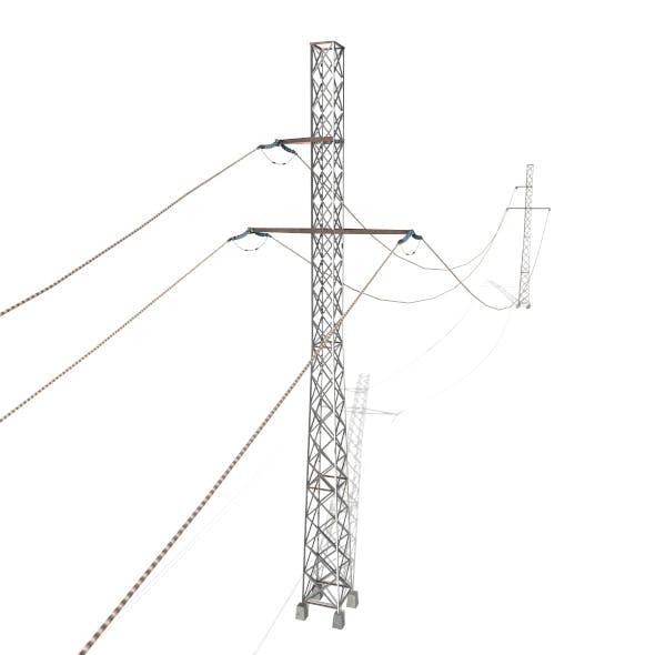 Electricity Pole 28