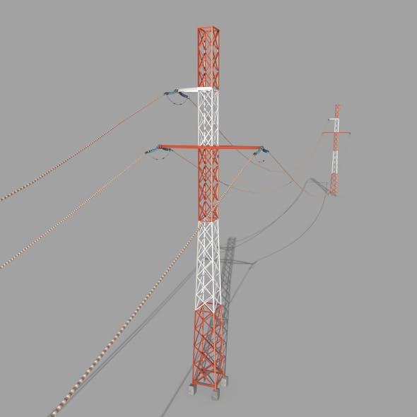 Electricity Pole 29