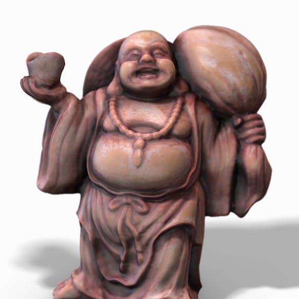 Buddha-Photoscanned Pbr
