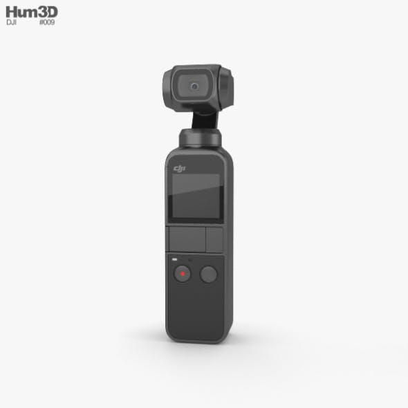 DJI Osmo Pocket - 3DOcean Item for Sale