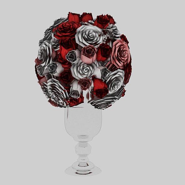 Wedding Flower - 3DOcean Item for Sale