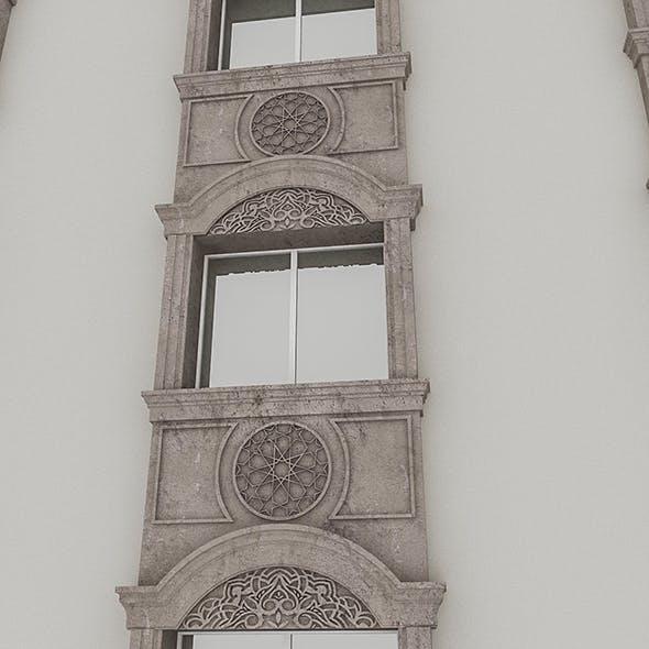 Window Frame 02 - 3DOcean Item for Sale