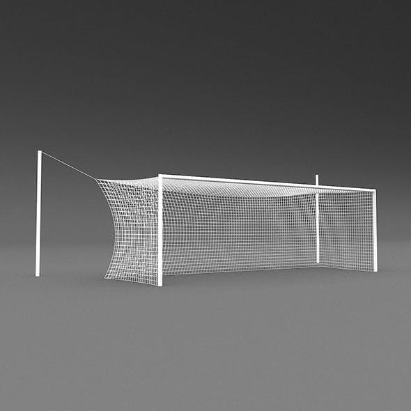Soccer Goal Model - 3DOcean Item for Sale