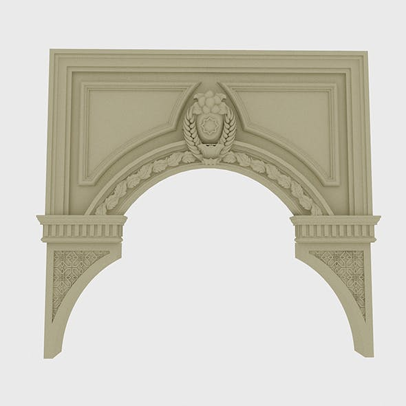Classical Door may be necessary for your projects. - 3DOcean Item for Sale