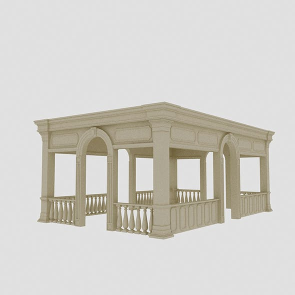 Classical Camellia - 3DOcean Item for Sale
