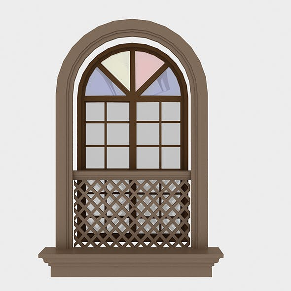 Pavilion Window 6
