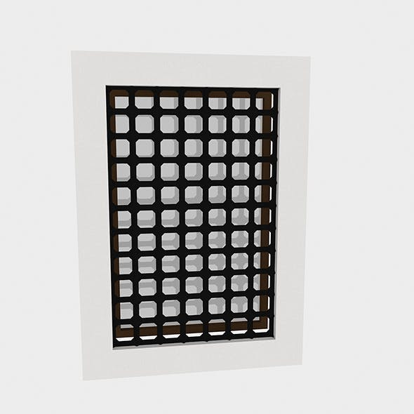 Pavilion Window 5 - 3DOcean Item for Sale