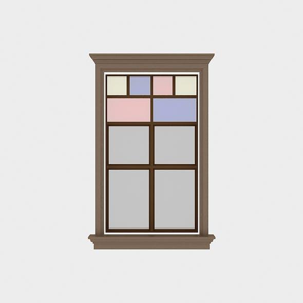 Pavilion Window 4 - 3DOcean Item for Sale