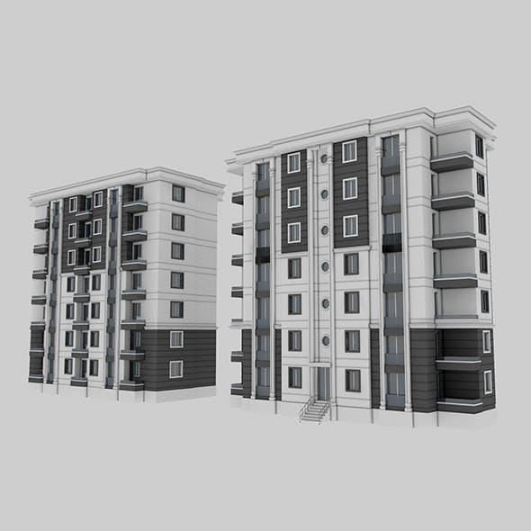 Modern Buildings - 3DOcean Item for Sale