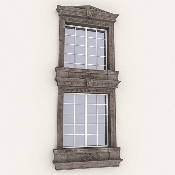Window Frame 05 - 3DOcean Item for Sale