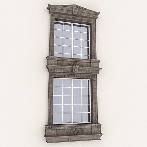 Window Frame 05