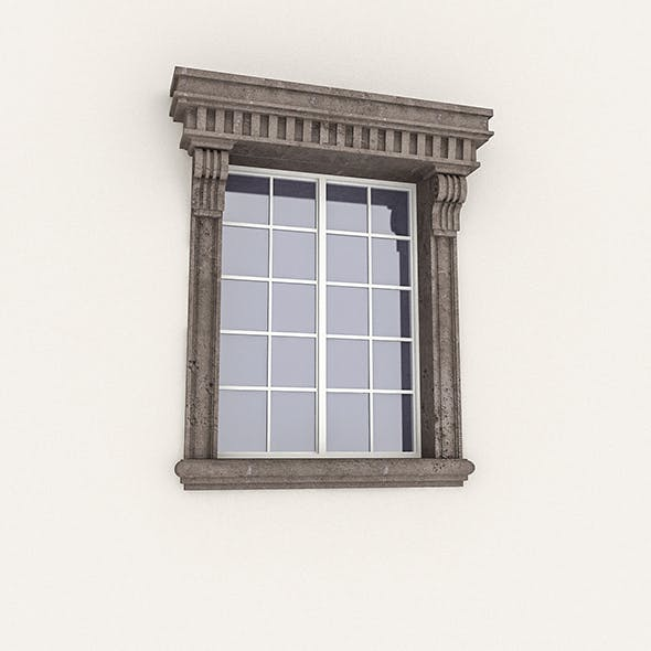 Window Frame 06