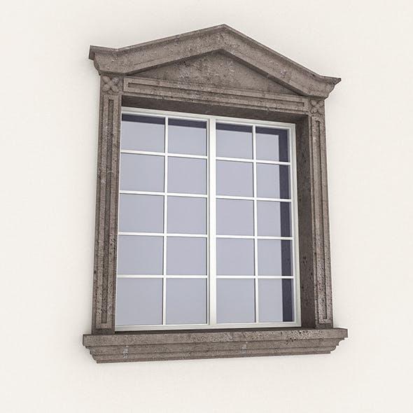 Window Frame 08 - 3DOcean Item for Sale