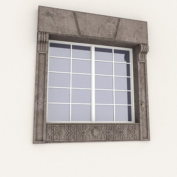 Window Frame 09