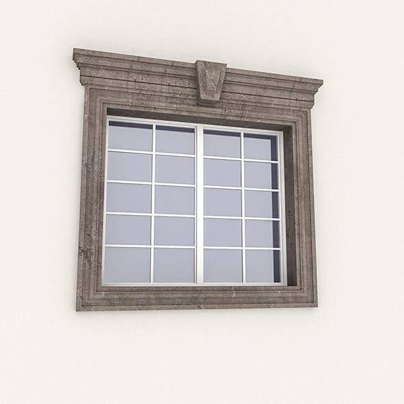 Window Frame 10 - 3DOcean Item for Sale