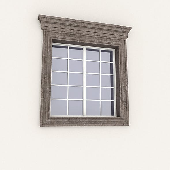 Window Frame 16 - 3DOcean Item for Sale