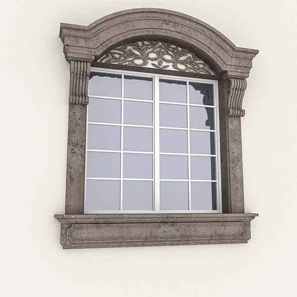 Window Frame 15 - 3DOcean Item for Sale