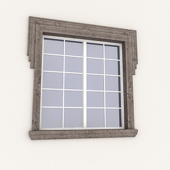 Window Frame 19 - 3DOcean Item for Sale