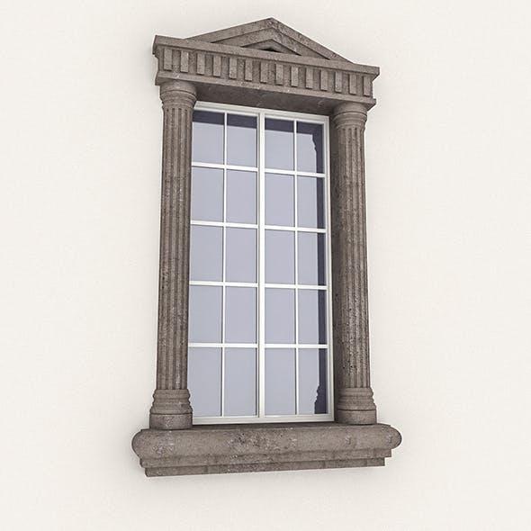 Window Frame 17 - 3DOcean Item for Sale