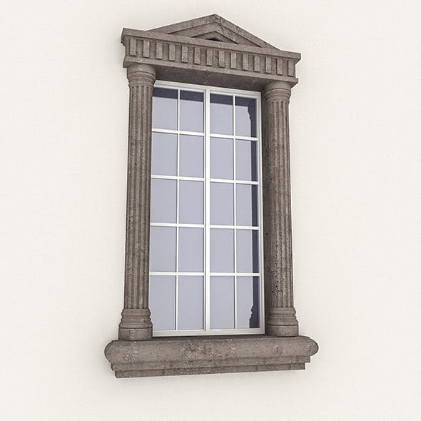 Window Frame 17