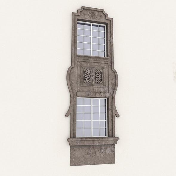 Window Frame 18 - 3DOcean Item for Sale