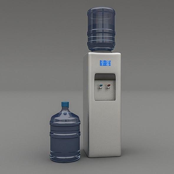 3D Water Dispenser - 3DOcean Item for Sale