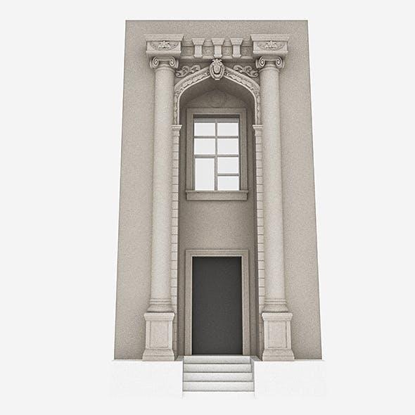 Classic Building Door System