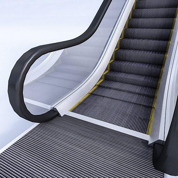3D Escalator - 3DOcean Item for Sale