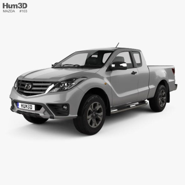 Mazda BT-50 Freestyle Cab 2018 - 3DOcean Item for Sale