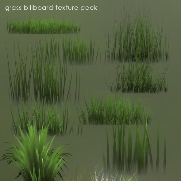 Billboard CG Textures & 3D Models from 3DOcean