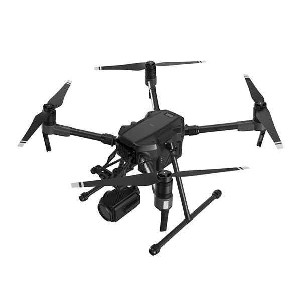 DJI Matrice 200 Series with Zenmuse Z30 3D model