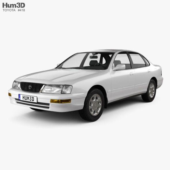 Toyota Avalon 1995 - 3DOcean Item for Sale