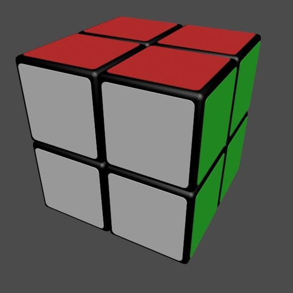 The Nichols Cube Puzzle (Twizzle) - 3DOcean Item for Sale