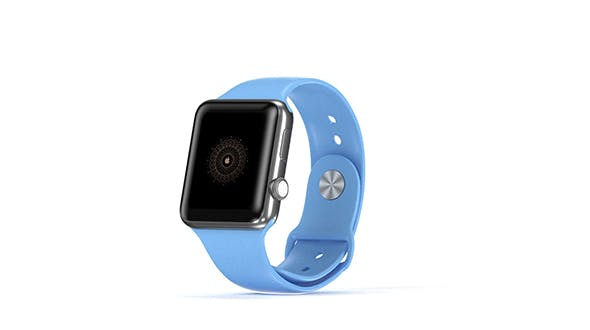 Apple Watch Sport - Element 3D - 3DOcean Item for Sale