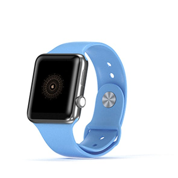 Apple Watch Sport - Element 3D