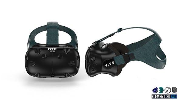 HTC Vive Pre Headset - 3DOcean Item for Sale