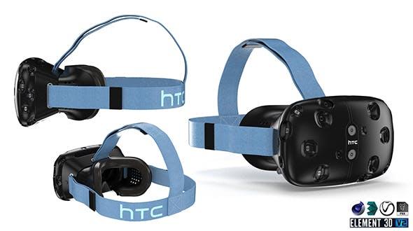 HTC Vive VR - 3DOcean Item for Sale