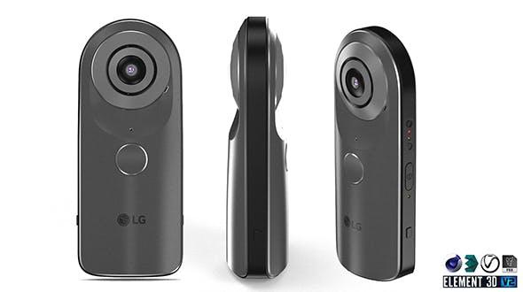 LG 360 Cam - Element 3D - 3DOcean Item for Sale