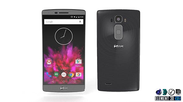 LG G Flex 2 - Element 3D - 3DOcean Item for Sale