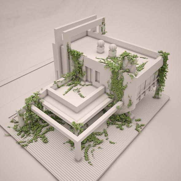 Villa 01 V1 - 3DOcean Item for Sale