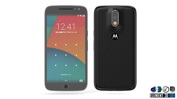 Motorola Moto G4 Plus - 3DOcean Item for Sale
