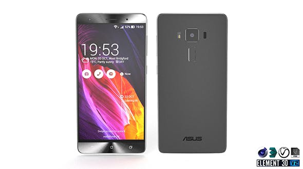 ASUS Zenfone 3 Deluxe - 3DOcean Item for Sale