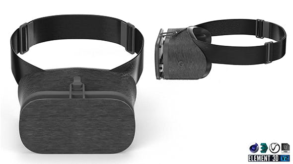 Google DayDream - 3DOcean Item for Sale