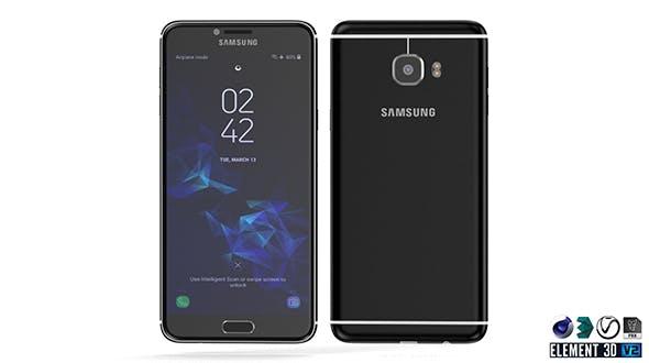 Samsung Galaxy C7 - 3DOcean Item for Sale