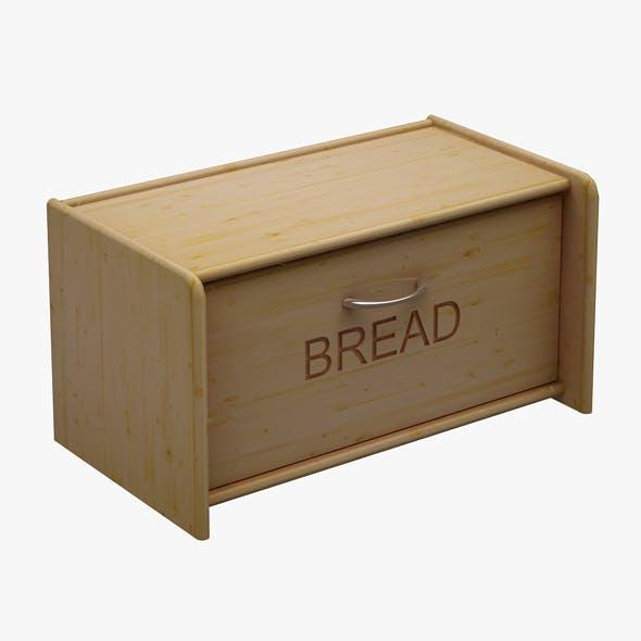 Kitchen Accessorie 11 (Bread Box) - 3DOcean Item for Sale